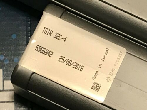 TGIR 32C-4      NEU ISCAR Bohrstange Originalverpackung Rechnung