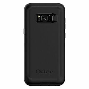 watch 79532 af3de OTTERBOX Defender Series Black Case for Samsung Galaxy S8 S 8 Plus