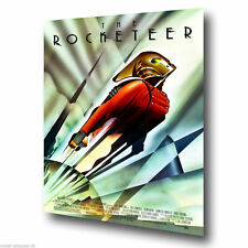METAL SIGN WALL PLAQUE The Rocketeer Film Movie Advert Poster picture print