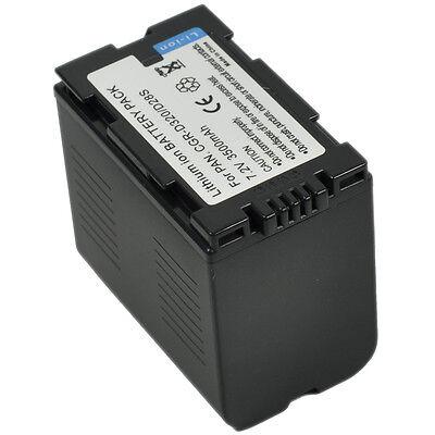 Battery for Panasonic NV-DS11ENC CGP-D07S NV-MX300EG CGR-D07S CGR-D110 PV-BP8 NV