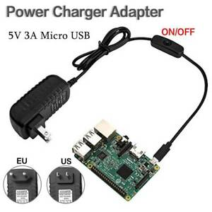 5V-3A-Micro-USB-Power-Supply-Charger-Adapter-On-off-Switch-for-Raspberry-Pi-3
