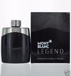legend by mont blanc eau de toilette 3 3 oz for new