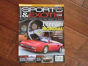 Hemmings-SPORTS-amp-EXOTIC-Magazine-August-2014-108-Ferrari-Mondial-t-BMW-318-IS