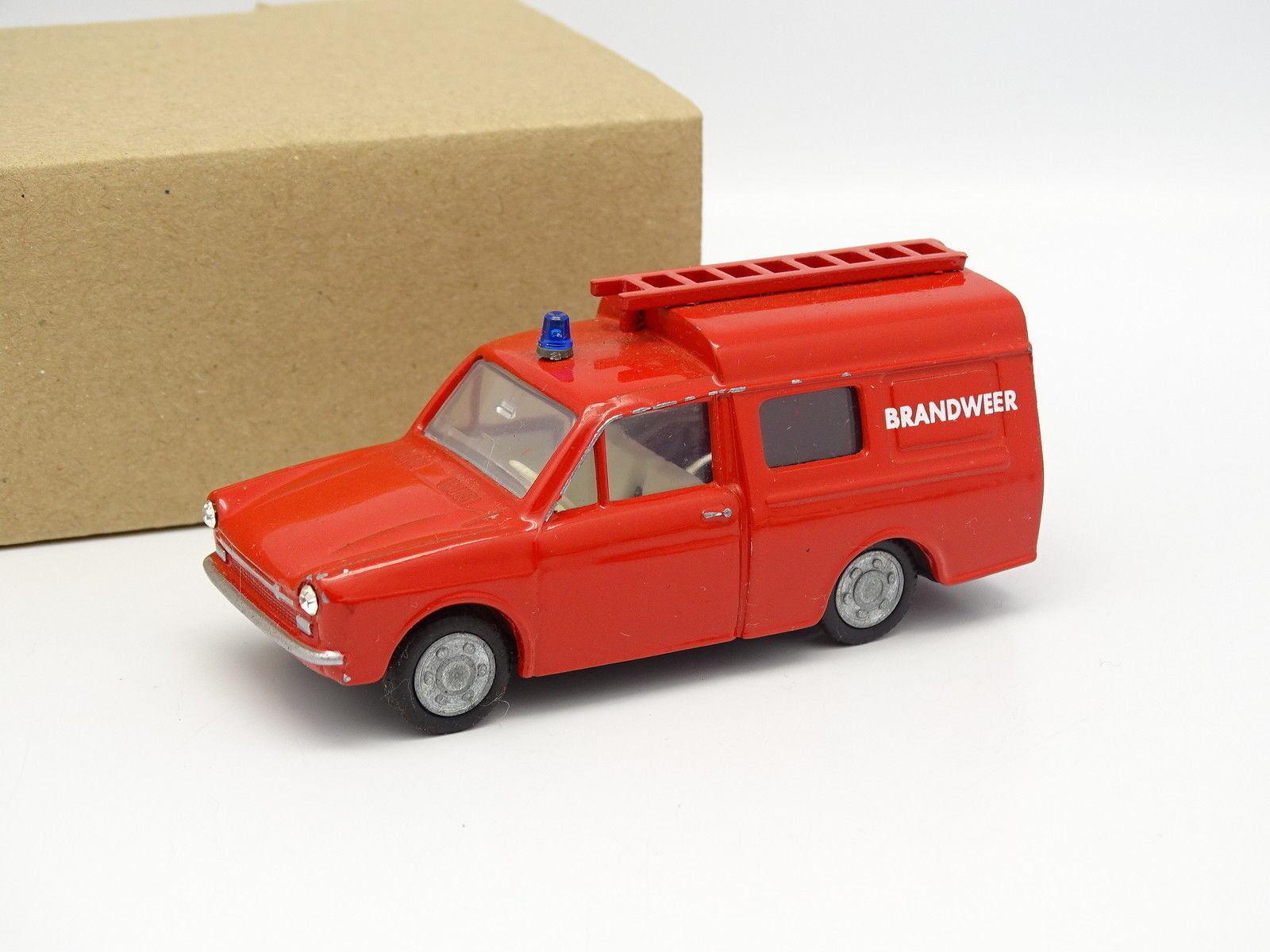 León Car 1 43 - - - DAF Variomatic Van Bomberos De lo contrario b879cf