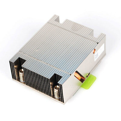 New CPU Cooling Heatsink Heat Sink H1M29 0H1M29 FOR DELL R630 w// Grease