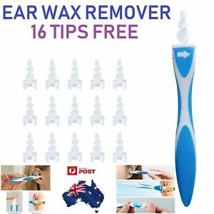 Ear-Wax-Removal-Tool-Ear-Wax-cleaner-q-Grips-Ear-Wax-Remover-with-16PS-Tips-NEW