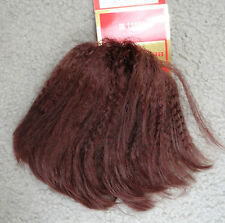 SAM SUNG IMEX#30 auburn wavy&straight mix Pony Tail Clip in hair extension, S-07