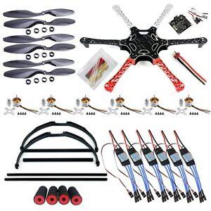A-faire-soi-meme-f550-RC-Hexacopter-Drone-antenne-FPV-der-Hexa-Rotor-Air-Frame-KKmulticopter