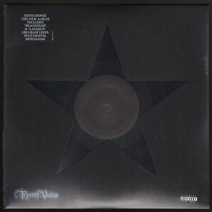 David-Bowie-Blackstar-2016-SEALED-Vinyl-LP-Lazarus-180-gram-die-cut