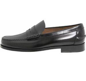 Florsheim-Mens-Shoes-15EEE-Berkley-Black-Leather-Beef-Roll-Penny-Loafer-17058-01