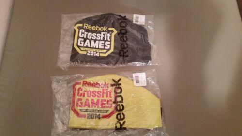 new reebok fleece lined crossfit games knit cap beanie