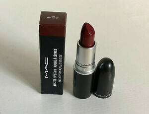 NEW-AUTHENTIC-MAC-LUSTRE-LIPSTICK-SPICE-IT-UP-MULLED-BROWN-BERRY-SALE