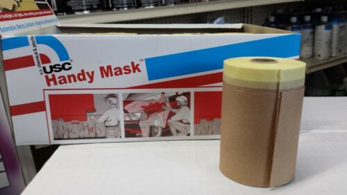 Handy Mask Refill Rolls  USC-38082 BRAND NEW One Case of 15