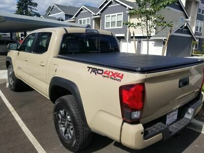 Extang Soft Folding Truck Bed Tonneau Cover 92830 For 16 20 Toyota Tacoma 5 Bed Ebay
