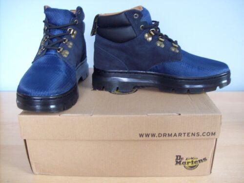 Neuf Box Et 8 Boots Rakim Dr Taille Unisexe Martens Indigo Robe Blues fP4z7fwx