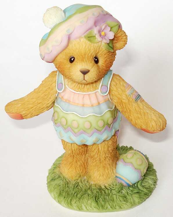 Cherished Teddies-Esther Abbey Press-nel surrounded by special friends 805580