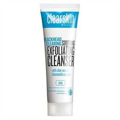 3 X Clearskin Blackhead Clearing Soothing Exfoliating Cleanser Acne & Blemish Treatments
