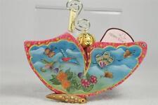 G. DeBrekht-Russian 'Butterfly Sonata' Wrapped Wishes Message  LE COA #68051 NIB