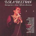 Interpreta a Jose Alfredo Jimenez by Lola Beltrn (CD, Jul-2002, Peerless MCM)