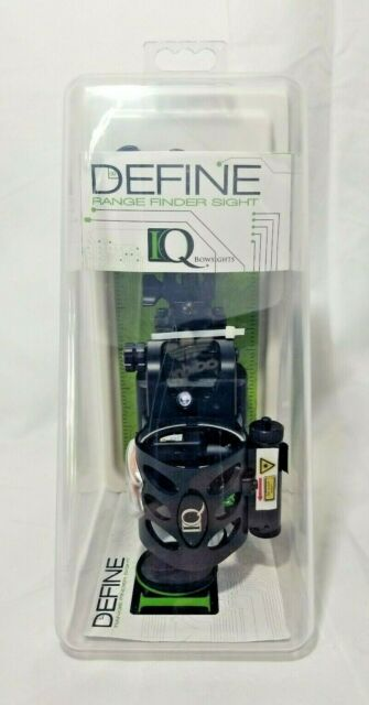 IQ Sights IQ00354 Define Range 5-Pin Finding Bow Sight, Right Handed