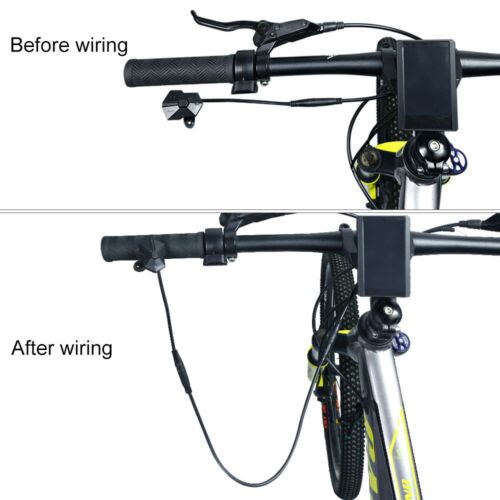 Electric Bicycle 850C LCD Display Controller For Bafang BBS BBSHD Motor Kits