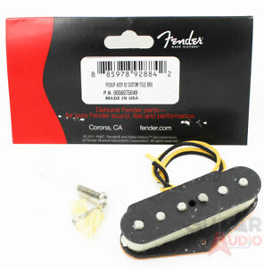 Genuine-Fender-039-62-Custom-Tele-Telecaster-BRIDGE-Pickup-005-6075-049