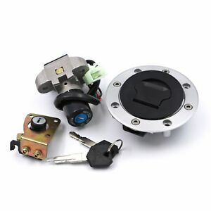 Ignition-Switch-Lock-amp-Fuel-Gas-Cap-Key-Set-Fit-for-SUZUKI-BANDIT-GSF250-GSF400