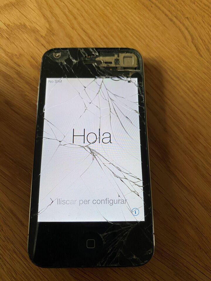 iPhone 4, 8 GB, Rimelig
