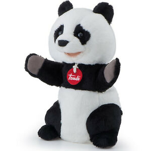 Marionnette-Trudi-PANDA-25cm-Top-quality-made-in-Italy