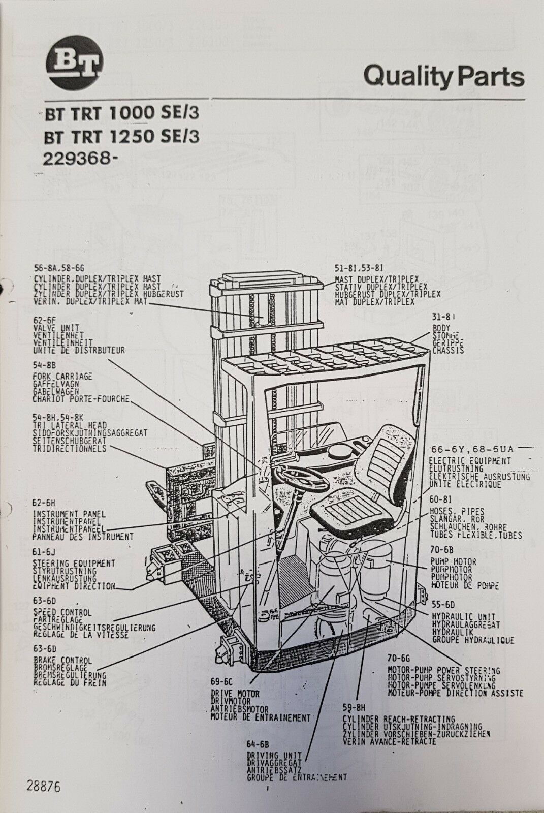 Sécurité 35 Amp. avec Céramique pour No. BT Rt 1350/1600/1800/2000 No. pour 22011 8b7b4a