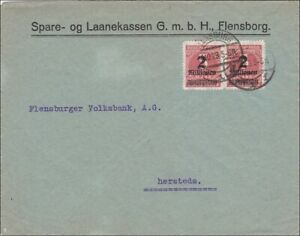 Inflation-Brief-von-Flensborg-nach-Hersteds-10-1923