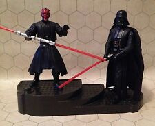Masters of the Dark Side - Maul & Vader- Star Wars Action Figures - Loose