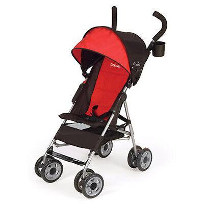 Single Baby Umbrella Stroller Toddler Kolcraft Cloud Canopy Travel System Black