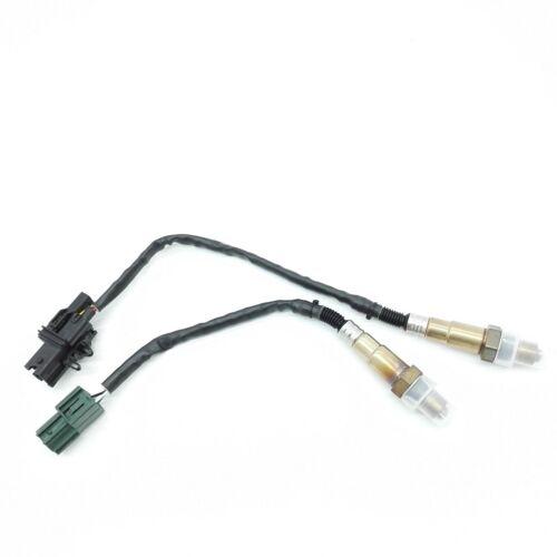 2PCS Air//Fuel Ratio Sensor /& Oxygen Sensor For Nissan Titan Infiniti QX56 5.6 V8