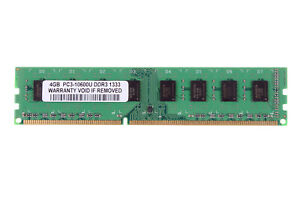 NEW-4GB-PC3-10600-DDR3-Memory-RAM-For-HP-Compaq-Elite-8100-SFF-Elite-8000-SFF