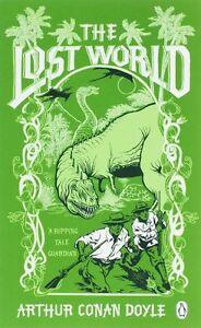 Arthur-Conan-Doyle-The-Lost-Monde-Tout-Neuf-Livraison-Gratuite-Ru