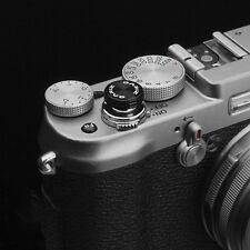 Gariz Soft Release Button XA-SBA1 for Fujifilm Fuji X-pro2 X100T X20 XE2 Black