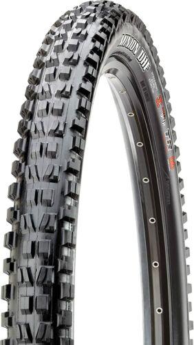 EXO Maxxis Minion DHF 27.5 x 2.5 WT 3C TR Mountain Bike tire