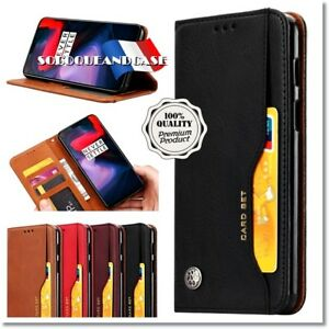Etui-coque-housse-Cuir-Premium-Leather-Stand-Wallet-Case-Cover-pour-OnePlus-6