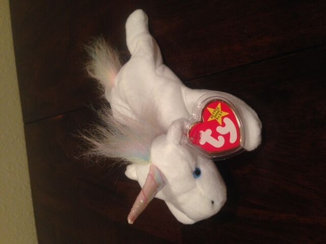 MYSTIC-BEANIE BABY....FINE MANE AND TAIL