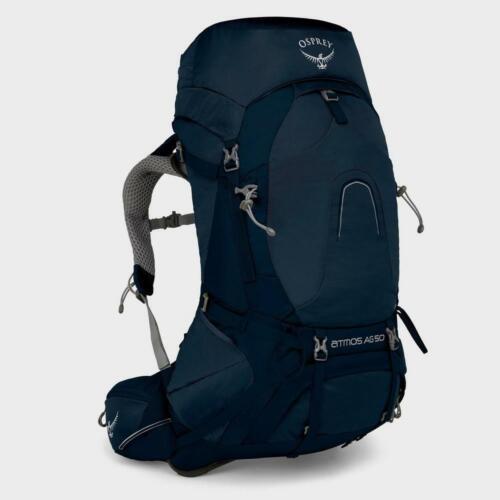 New Osprey Men's Atmos AG 50 Litre Rucksack Large