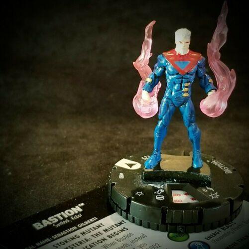 BASTION Rare 030 Heroclix X-Men Animated Dark Phoenix Saga #30