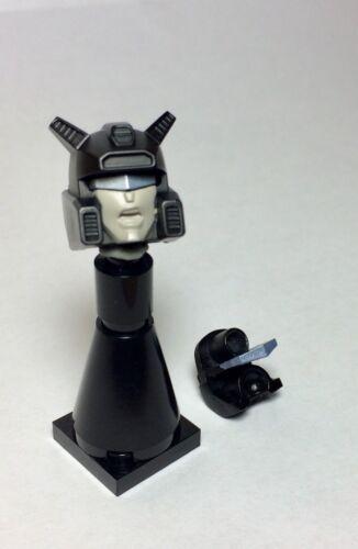 Zeta Toys Jazzy MP Jazz METALLIC NEW CUSTOM Visor Upgrade ToyWorld Coolsville