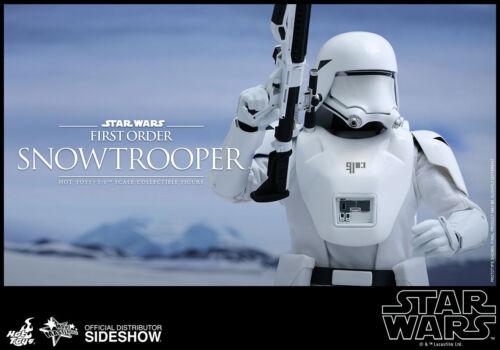 Hot Toys Star Wars Force Réveille de premier ordre snowtroopers 2 Pack 1//6 Set Figure