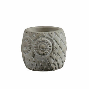 Concrete-Flowerpot-Mould-Round-with-Owl-Pattern-Handmade-Craft-Cement-Vase-Tool