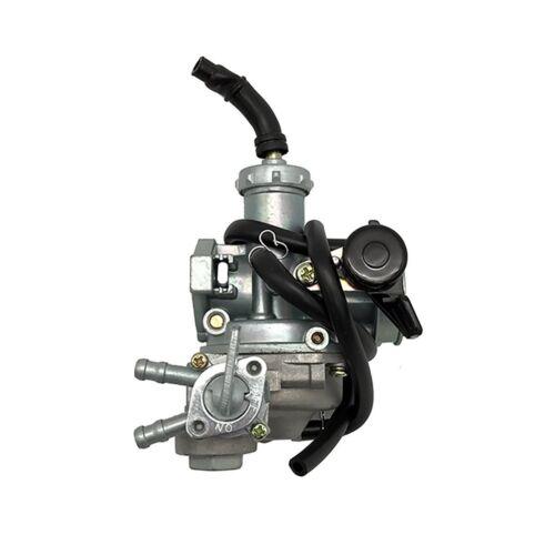 PZ22J Hand Choke Carburetor w// Petcock for Honda Trail CT90 CT110 Quad ATV Bike