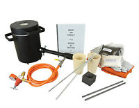 Gold Refining Smelting Propane Furnace Kit Gold Ore Concentrates Melting Set