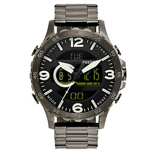 Fossil-Nate-Men-039-s-Quartz-Watch-JR1491