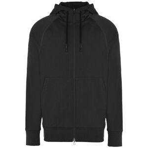 Details about Adidas Y 3 Men Classic Zip Hoodie black