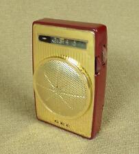 Vintage G.E.C. POCKET/ PORTABLE TRANSISTOR RADIO - LW/MW - Working Order